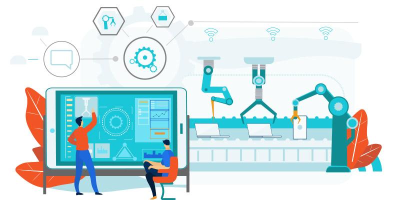 diseño pagina web sector industrial